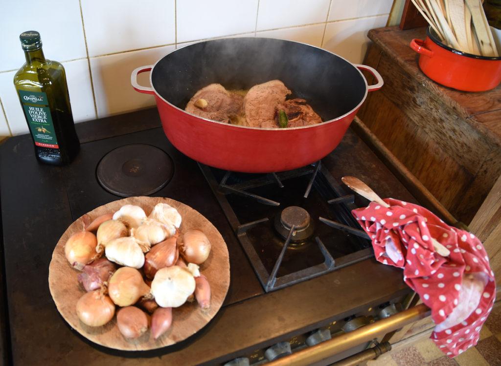 Le cochon à la casserole - La Table à Rallonges
