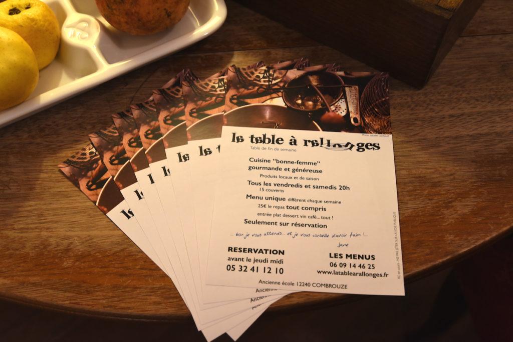 Pub ! - La Table à Rallonges