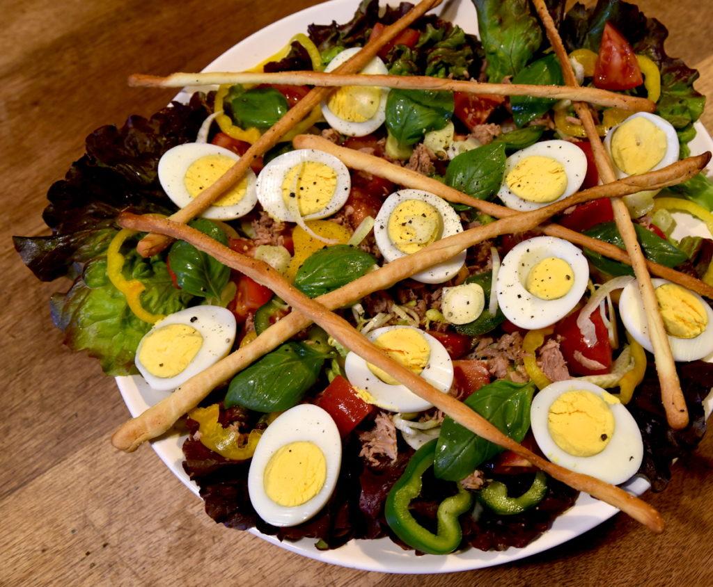 Salade Niçoise - La Table à Rallonges