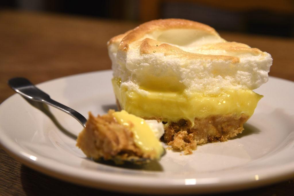 Comme une tarte au citron - La Table à Rallonges